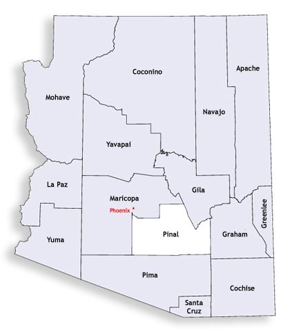 Pinal County Zip Code Map.Arizona Land Company Land For Sale In Pinal County Arizona Apn 410